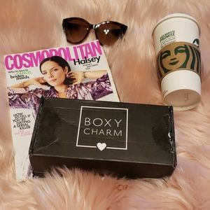 Boxycharm subscription October box 3 items